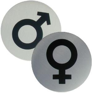 Symbol Pria & Wanita