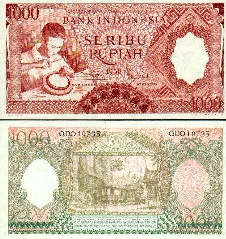 koleksi mata uang indonesia dari jaman dulu catatanku