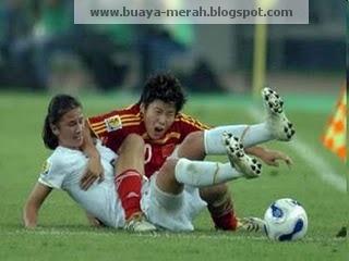 Ini lak pasukan sepak bola lelaki…punca kekalahan Argentina dalam ...